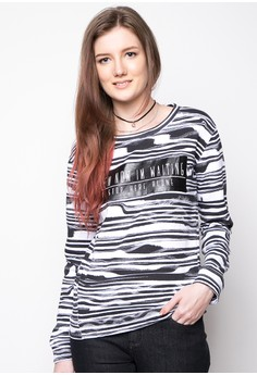 All Over Printed Pullover