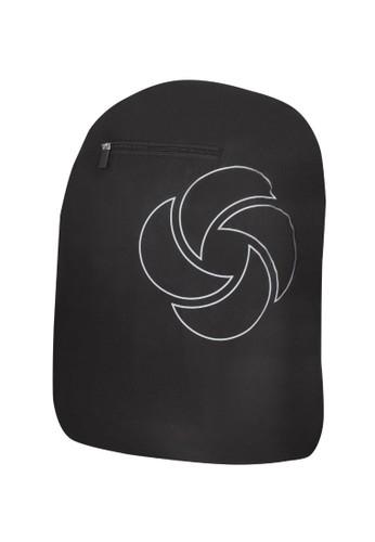 Samsonite black Samsonite Global TA Foldable Backpack – Black 04912ACB24B711GS_1
