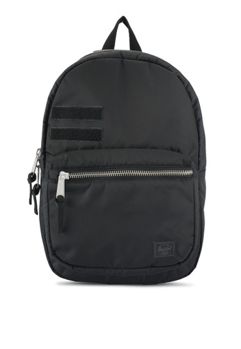 Herschel black Lawson Backpack 86EAEAC64160F5GS_1