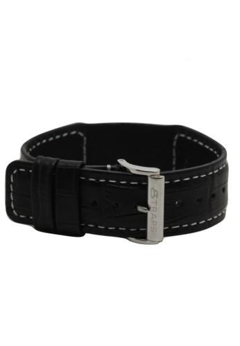 STRAPS black Straps-Ntlcrc-2622 ST324AC08QGDID_1
