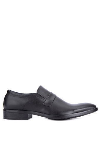 H2Ocean black Isham Formal Shoes H2527SH0IWEIPH_1
