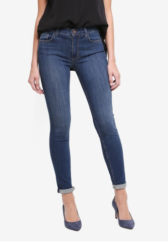 French Connection blue Rebound Skinny Jeans AF41BAA36A073CGS_1