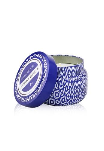 Capri Blue CAPRI BLUE - Travel Tin Candle - Havana Vanilla 241g/8.5oz 2B80FHL9B5E1BEGS_1