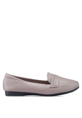 Louis Cuppers grey Louis Cuppers Flats 3CE46SHB9A55C9GS_1