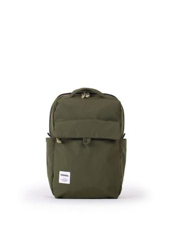 Hellolulu green Hellolulu Mini Carter Backpack (Kale) D6C6BAC4D5AAB8GS_1