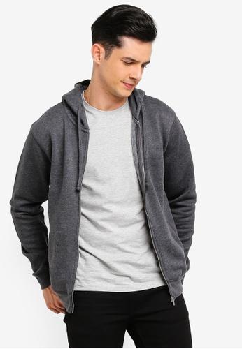 8ba03e3842e5 Buy MANGO Man Hoodie Cotton Sweatshirt Online on ZALORA Singapore