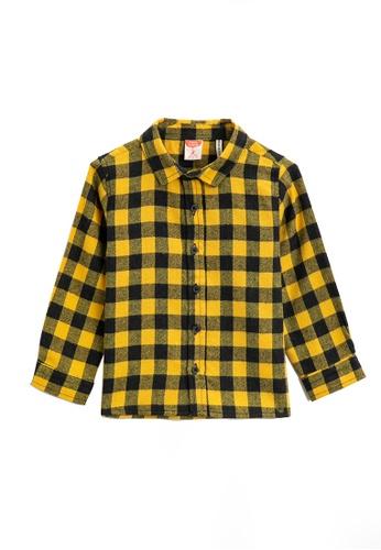 KOTON multi Long Sleeve Shirt 08D94KA7BA5A2BGS_1