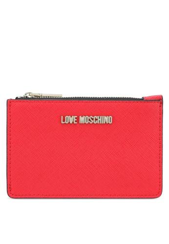 59962eb476 Shop Love Moschino Portafogli Wallet Online on ZALORA Philippines