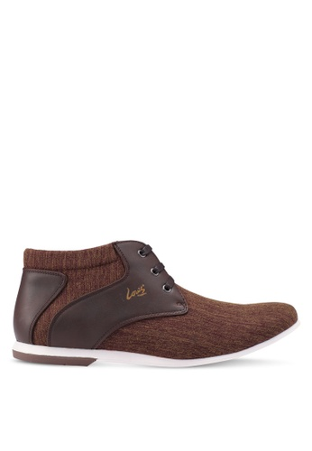 Louis Cuppers brown Louis Cuppers Shoes 7EE36SH613EE7AGS_1