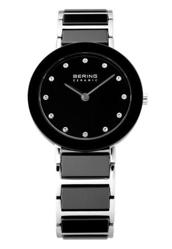 Bering silver Ceramic 11429-742 Black 29 mm Women's Watch D765AAC6F4F30BGS_1