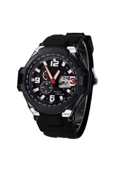 Multi-Function Alarm Sport Wrist Watch 67606