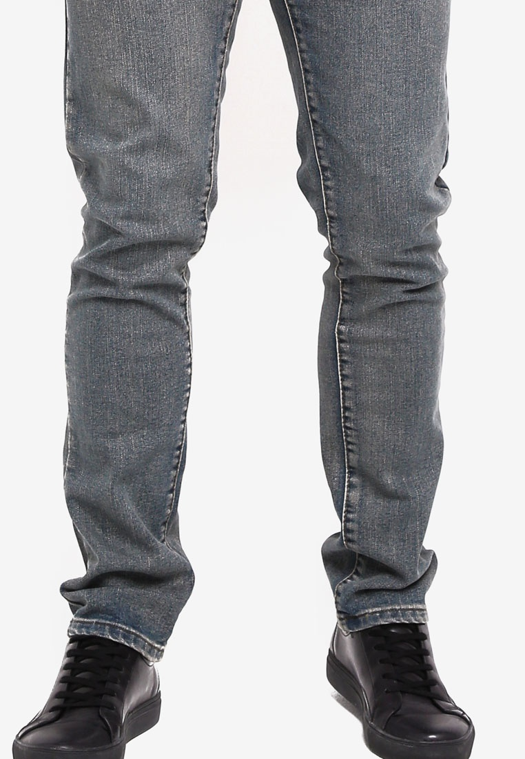 Fidelio Jeans Denim Blue 430 Straight Slim IYUcxF