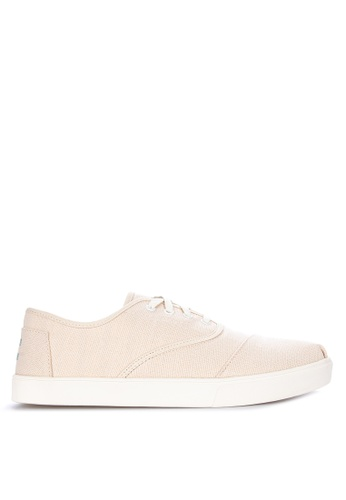 bc7256a186b Shop TOMS Cordones Cupsole Sneakers Online on ZALORA Philippines