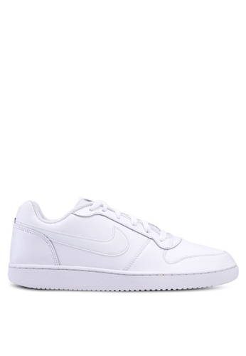 Nike white Nike Ebernon Low Shoes 6F5CBSH27F7BC8GS_1