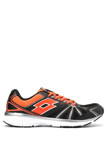 Lotto black Flyzone VI Running Shoes LO890SH73JGOPH_1