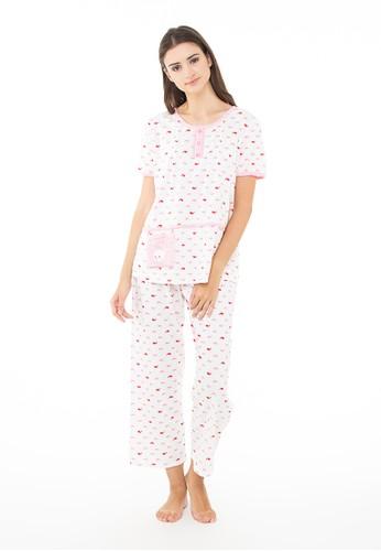Pajamalovers Yeva Pink