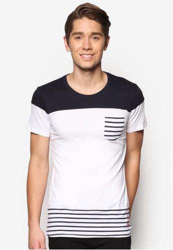 Tinto Filo T-Shirt, 服飾, Tesprit 香港恤
