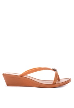 badb3e004 Shop Grendha Wedges for Women Online on ZALORA Philippines