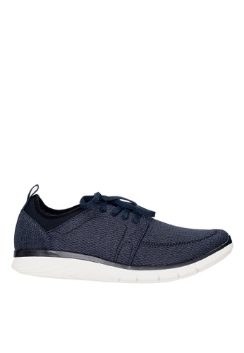 Hush Puppies navy Hush Puppies Sammy Speed Oxford - Navy A8DF1SH89CD6CAGS_1