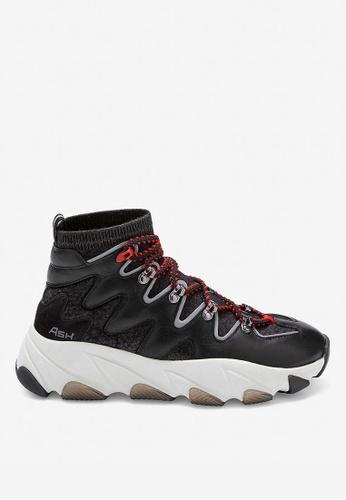 Ash 黑色 Ash Escape 運動鞋 1D770SH52B68E8GS_1
