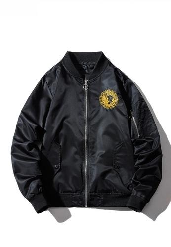 HAPPY FRIDAYS Lion Embroidered Jacket GXP-C119 AC7BEAA2BA9263GS_1