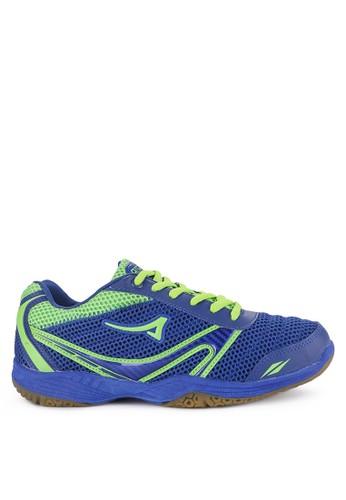 Ardiles blue Spandam Sepatu Badminton 46A35SHCA6C869GS_1