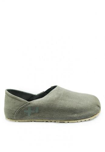 OTZ Shoes grey Espadrille Men's Shoes E8752SH9692318GS_1