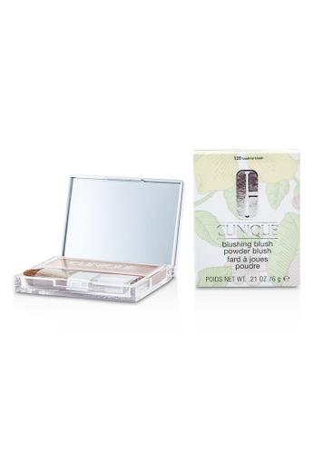 Clinique CLINIQUE - Blushing Blush Powder Blush - # 120 Bashful Blush 6g/0.21oz 95CDABEB8D5310GS_1