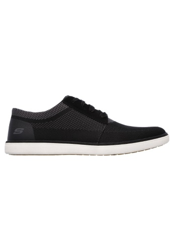 Skechers black Skechers Men USA - 65089BLK 559F3SHCA2BED6GS_1