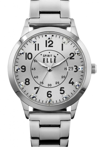 ELLE silver Fashion Ladies Watch EL900AC99LQEMY_1