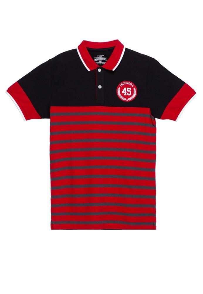 Jual Giordano Junior National Day Polo Shirt Original ...