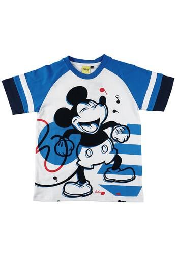 KIDS ICON multi KIDS ICON - Kaos Anak Laki Disney Mickey with Printing - MM301200190 64EC3KAFBF4C4CGS_1