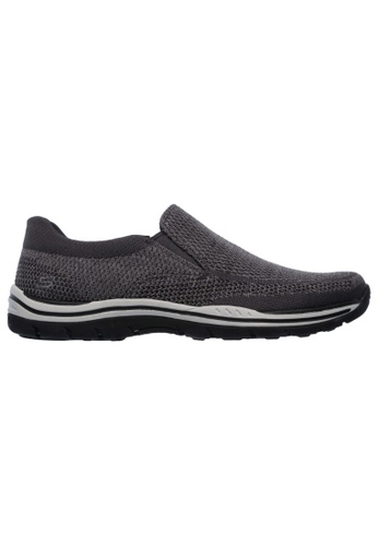 Skechers grey Skechers Men USA - 65086GRY F4B53SHCDF5EDDGS_1