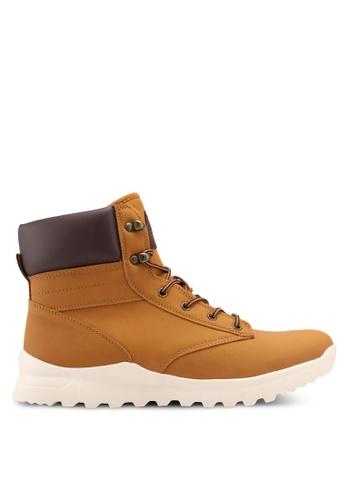 Weinbrenner brown Weinbrenner Outdoor Boots AA78ESHF12037DGS_1