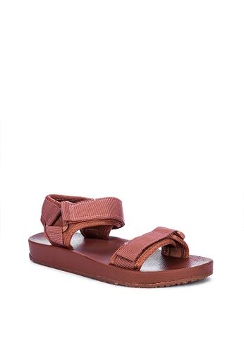 Appetite Shoes brown Platform Sandals 9AD72SHBD47962GS_1
