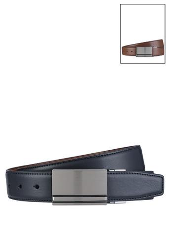 ALDO navy Abeand Reversible Belts 0FA4DAC773F4C1GS_1
