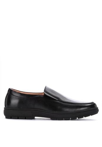 Gibi black Sum 5120 Side Garter Formal Shoes 19E32SH93F2A35GS_1