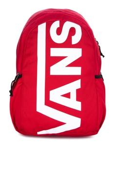 e24dcb78c08fc Vans red Strand Backpack D84CFACB7BBFBFGS 1