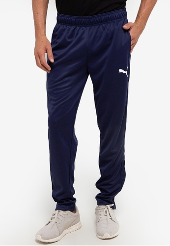 PUMA navy Active Tricot Sweatpants F5375AA9DCCFFCGS_1