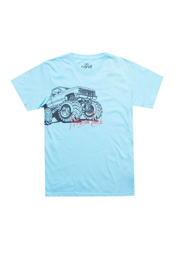 CARVIL blue Monstruck-Tur A0C78KAC0425BEGS_1