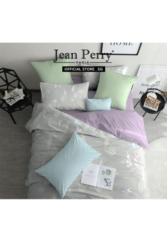 Jean Perry Jean Perry Rivolux 100% Combed Cotton Sateen 1000TC Kristy - Fitted Sheet Set - Queen 9262AHLEBF5929GS_1
