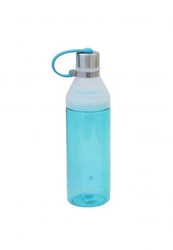 Omega Houseware blue Omega Nickel 1400ml Blue Tritan Sports Water Bottle DFC90ACBE7C58FGS_1