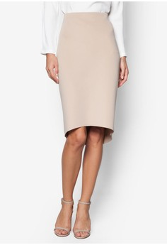 Collection High Low Skirt
