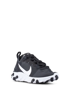 657e2de5ab27c 29% OFF Nike Nike React Element 55 Shoes S  209.00 NOW S  147.90 Available  in several sizes