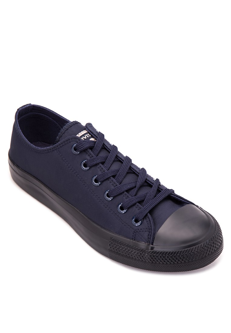 Dunk Pitch Low Cut Satin Sneakers