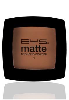 Matte Bronzing Powder