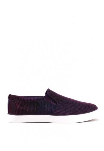 World Balance purple Galaxie L Sneakers 5ED8ESHACB1109GS_1
