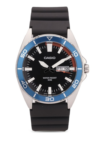 Casio black Casio Analog Watch CA843AC0S3HVMY_1