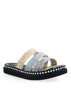 8a6e8252298 GOSH Asti-330 Foglia Flat Sandals Rp 449.000. Ukuran 36 37 38 40