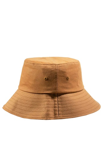 Twenty Eight Shoes Classic Simple Bucket Hat 17020 77ED2ACB2CDBF4GS_1